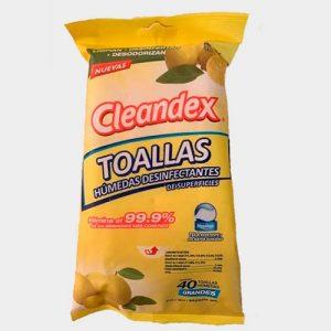 Cleandex Disinfectant Wipes