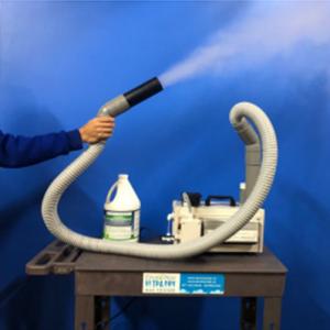EFM Dry Fogger Disinfectant System